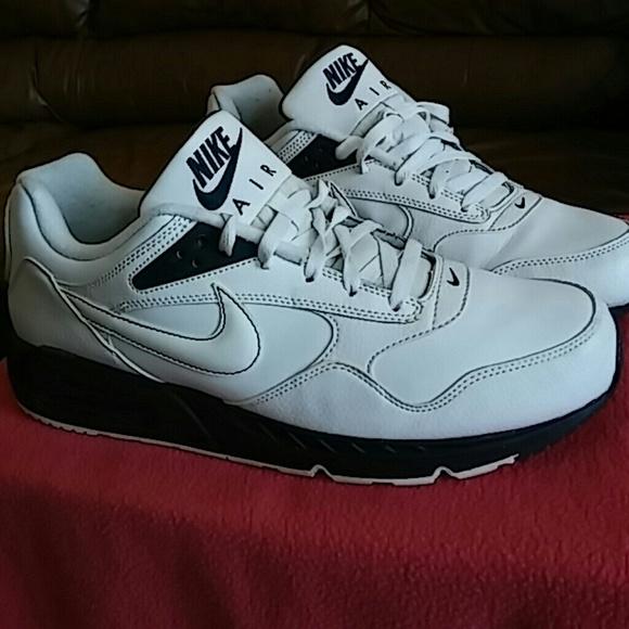 32b2c5303b04b6 Nike Air Max Correlate White Leather..518292-116. M 5814c64fb4188eb87d096757