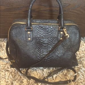 MICHAEL Michael Kors Handbags - Michael Kors Snake Embossed Bag