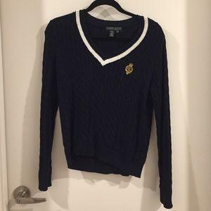 Ralph Lauren Navy Sweater