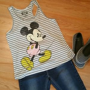 Disney Mickey tank top / XS vintage