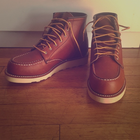 2ba3134f64a88 Red Wing 6-inch Moc Style No 3375 Boots (Womens). M_5814d520f0137dbbf8081427