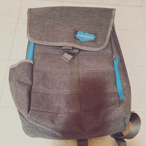 Salesforce/Dreamforce 2016 | Backpack