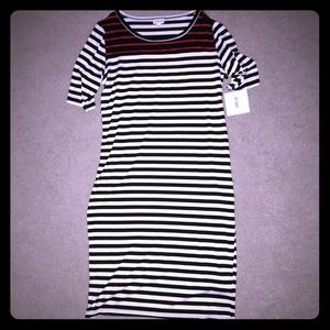 LuLaRoe Dresses & Skirts - NWT Striped LuLaRoe 'Julia' Dress