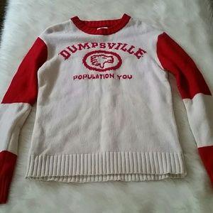 UNIF Dumpsville Sweater Medium