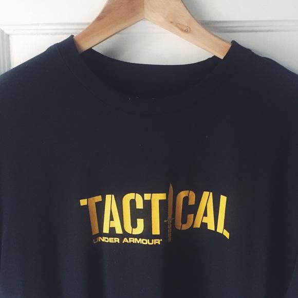 MENS • Under Armour Tactical Shirt