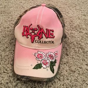 bone collector Accessories - Pink and camo hat