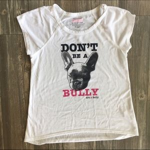 Don't be a Bully tee