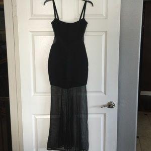 Herve Leger Dresses & Skirts - VINTAGE HERVE LEGER DRESS
