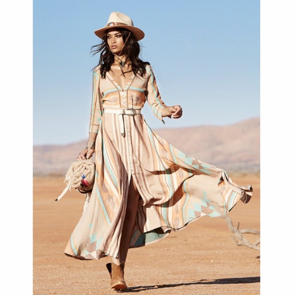 Spell & The Gypsy Collective Dresses Spell The Gypsy Peyote Gown ...