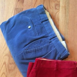 Lands' End Other - Excellent shade of blue corduroy pant!
