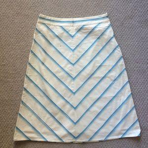 Beautiful midi skirt from Banana Republic