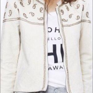 Rebecca Minkoff Jackets & Blazers - // Rebecca Minkoff Jeweled Jacket