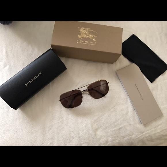 d136c275a3 Burberry Accessories - Authentic Burberry sunglasses