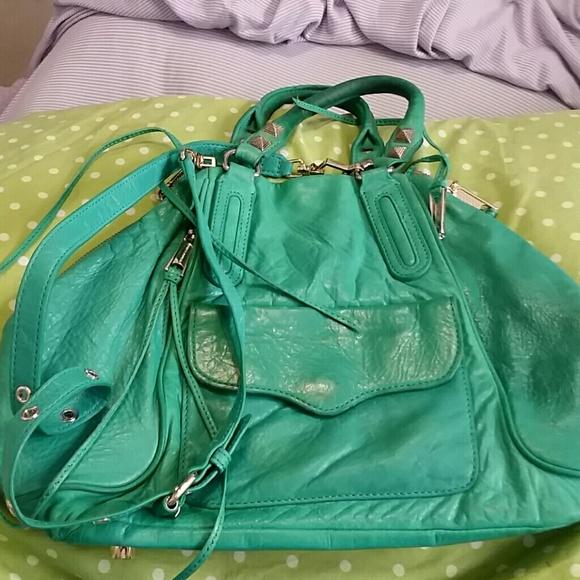 Rebecca Minkoff romeo satchel