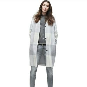 Adam Lippes for Target  Jackets & Blazers - Adam Lippes for Target Gray Wool Coat