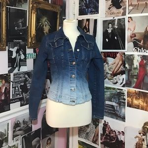 Jackets & Blazers - Denim Wash jean jacket