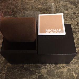 Michael Kors watch box