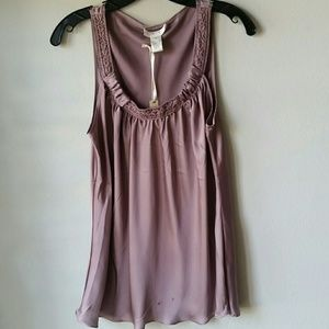 NWT Kenar Light Purple  Camisole Tank