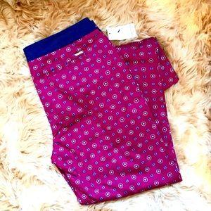 Nautica Pattern Trousers