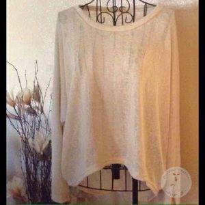 Tops - Bat Wing Knit Top