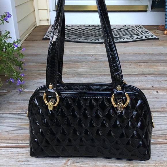 Marino Orlandi - ⭐️SALE Marino Orlandi black patent leather ...