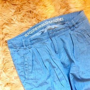 Casual Denim Pants