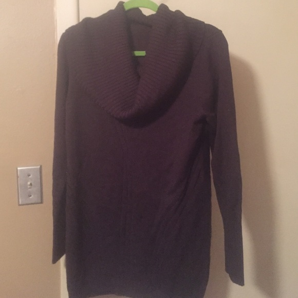 Tahari - Dark brown cowl neck sweater from Andrea's closet on Poshmark