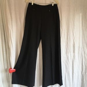 Burberry Cashmere/Angora Wool Trousers