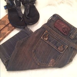 Pants - Cute Pair of Toy G. Denim Shorts