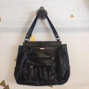 Leather Michi Handbag