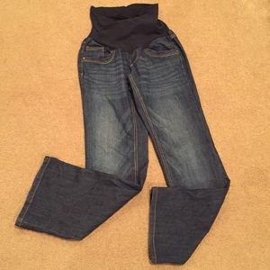 Maternity jeans size small