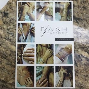 Flash Tattoo Jewelry - FLASH TATTOOS