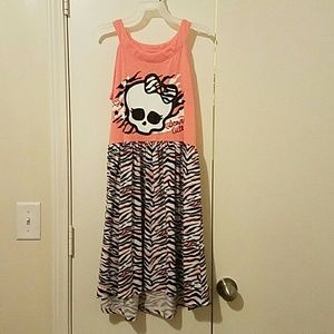 monster high Other - Monster high high low dress size XL