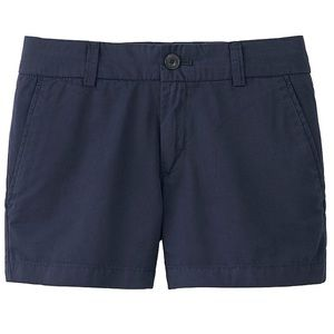 Uniqlo Pants - NWT [Uniqlo] Navy Chino Shorts - 0