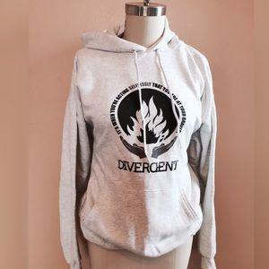 Hanes Tops - Divergent Sweatshirt