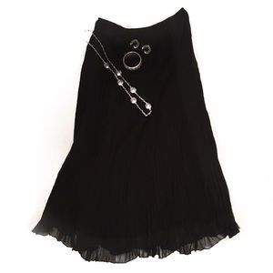 Ruby Rd. Dresses & Skirts - ❤️Ruby Rd. Black Skirt