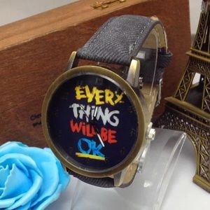 Accessories - NEW Watch. Men's or Women's. Black band