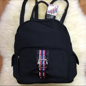 Tyler Rodan Handbags - TYLER RODAN Oxford Backpack Black NWT Travel Bag