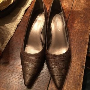 A. Marinelli women's shoes size 8