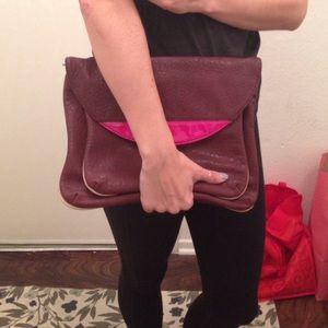 Deux Lux Handbags - Deux Lux Oversized Clutch//Crossbody
