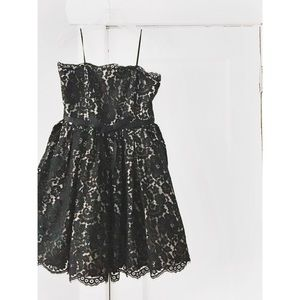 Host Pick Robert Rodriguez Crochet Lace Dress