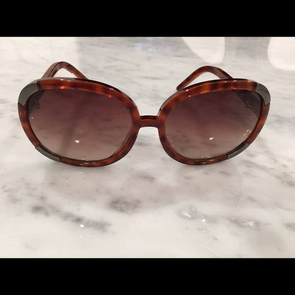 ff1b7fbd12c Chloe Accessories - Chloe  Myrte  sunglasses brown tortoise