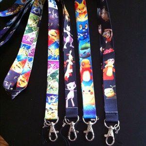 Pokemon Accessories - Pokemon lanyard