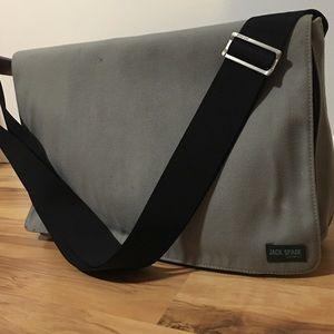 Jack Spade Other - Grey AUTHENTIC Jack Spade messenger bag