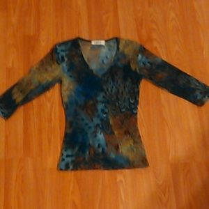 Amy Byer Other - Gorgeous little girl Amy Byer brand top!!