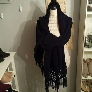 Body Wrap Oversized Scarf