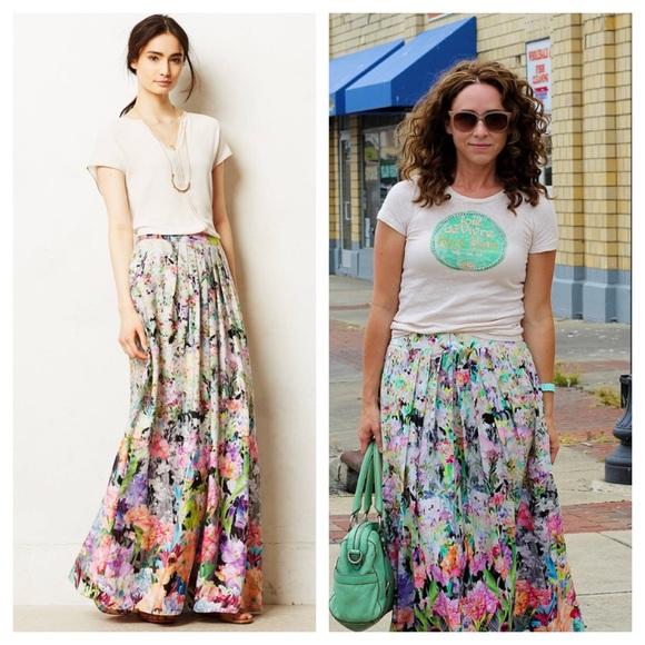 270e913d1cf9 Ranna Gill Indian Designer Brand: Anthropologie Skirts | Soldfirefleur Skirt  By Ranna Gill | Poshmarkrh. Anthropologie Dresses | Condesa Maxi ...