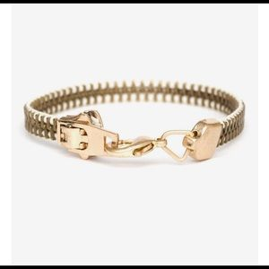 Baublebar Zipper Bracelet