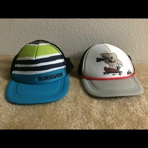 Quiksilver Other - Quiksilver Infant Adjustable hats