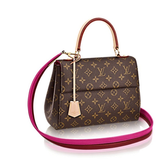 3f4075126b56 Louis Vuitton Handbags - Monogram Cluny BB
